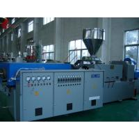 Twin-screw Plastic Extruder Machine Manufactures