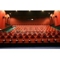 Dynamic 3D Theater motion chairs with pneumatic / hydraulic / Electrical system for adults cinema Manufactures