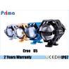 CREE U5 Motorcycle LED Headlight Transformers Waterproof High Power Spot Light Manufactures