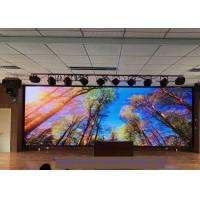 P1.904mm  Seamless LED Video Wall With Die - Casting Aluminum Cabinet Manufactures