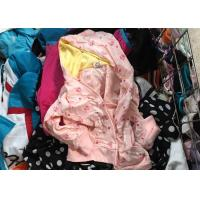 Mixed Size Used Children'S Clothing / Sorted Second Hand Clothes For Winter Manufactures