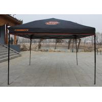 Commercial 3m X 3m Heavy Duty Pop Up Gazebo / 3m X 3m Pop Up Garden Shelter Manufactures