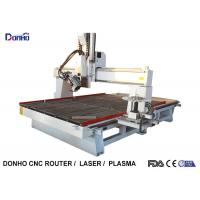 1530 Wood Engraving 4 Axis CNC Router Machine With HSD Spindle Vacuum Table Manufactures