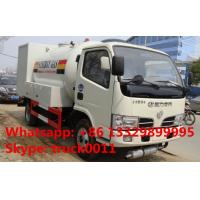 Quality Wholesale 5.5m3 mobile lpg gas dispensing truck for Nigeria, 2tons mobile for sale