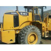Year 2013 Used Tractor Front End Loader Liugong ZL50CN 3cbm Bucket Capacity Manufactures