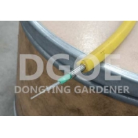 Downhole Wire and Cable with Tinned copper stranded conductor,F46 Insulation ,316L tube ,detective cable Manufactures