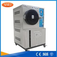 Buy cheap Pressure Cooker Aging Tester PCT/ HAST Testing Chamber For Polymers Test from wholesalers