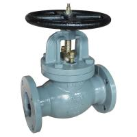 China Lightweight Stainless Steel Globe Valve Bellows Sealed Globe Valve Easy To Install on sale