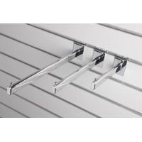 Supermarket  Shop Plastic Display Hooks , Security Retail Wall Hooks Manufactures