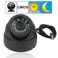 "Dome 1/4"" CMOS CCTV Surveillance TF Card DVR Camera Home Office Hidden Security Monitor Digital Video Recorder Manufactures"