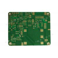 China Double Sided High Frequency Pcb With RF Microwave For High Power RF Amplifier on sale