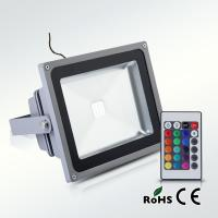 RGB with controller led 30W flood light Manufactures