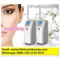 Buy cheap Articulated Arms Wrinkle removal Ultra-pulse Laser Fractional CO2 instrument from wholesalers