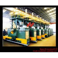 Rust-Remove Shot Blasting Equipment / Sand Blasting Machine High Efficient Manufactures