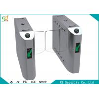 Electrical Fast Lane Speed Gates Full Automatic Shool Club Ferry Turnstile Manufactures