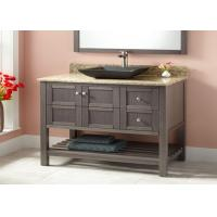 Small Prima Vanity Lacquer Bathroom Vanity Units Traditional Design Manufactures
