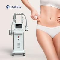 Quality Multifunction Professional slimming Vacuum Roller Massage Velashape Nubway V3 Machine with factory Price for sale