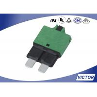 Electric Motor Thermal Protection Switch , 12vdc 20 Amp Circuit Breaker Manufactures