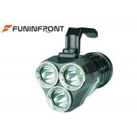 Quality Professional 3000 Lumen Underwater LED Dive Lights for sale