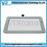 7.0 Inches Cell Phone Front Glass For Samsung galaxy Tab P3100 Manufactures