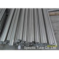 Annealed Stainless Steel Tubing ASTM A213 TP316 Seamless Round Tube Heat Exchanger Manufactures
