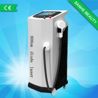Professional Women Facial Diode Home Laser Hair Removal Machines 808nm Manufactures