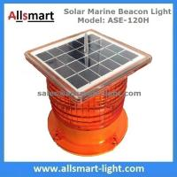 3NM Solar Powered LED Marine Beacon Lights Marine Lantern for Navigation Aquaculture Offshore Buoys Ports Harbors Manufactures