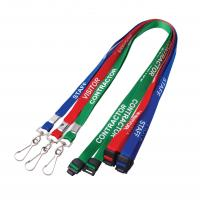 Custom Printed Lanyard Flash Drive USB 3.0 20 Gig Thumb Drive Manufactures