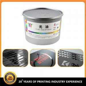 Ceres YT-660 Gloss Offset Printing Vanish 2.5kg/barrel Manufactures