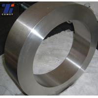 Quality titanium forged ring astm b381 for sale