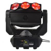 Professional 9*10W RGBW 4IN1 QUAD LED Moving Head Phantom Light Beam Effect  X-108 Manufactures