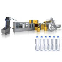 China PET Bottle Blowing Filling Capping Machine For Water Beverage 6000bph–43200bph on sale