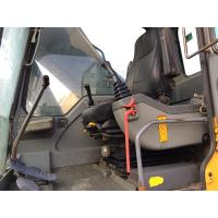 Quality Long Reach Used Volvo Excavator EC240BLC 19.8ft Digging Depth With 6 Cylinders for sale