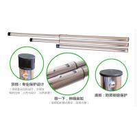 Mirror Polish Bright Anodized Aluminium Round Tube For Swimming Pool Frame Stents Manufactures