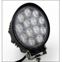 High Efficiency 39W Led Work Light 12v 2550LM , Aluminum crane led lamp 6000K Manufactures