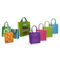 Eco-friendly Color options Non Woven custom printed reusable shopping bags printing Manufactures