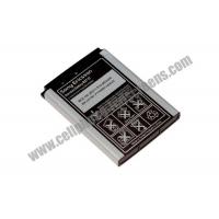 Rechargeable High Capacity Cell Phone Battery 900mAh For Sony Ericsson J100c / J110c / J120c Manufactures