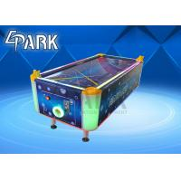 Classic Air Hockey Ticket Redemption Game Machine For Supermarket Manufactures