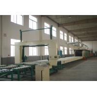 Auto Memory Mattress Manufacturing Machines , Flexible Polyurethane Foam Production With Siemens Inverter Manufactures