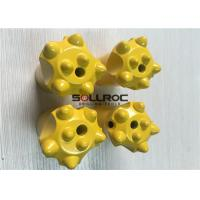34mm-43mm Diameter Tapered Button Bits For Geotechnical Borehole Drilling Manufactures