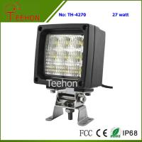 27W Square LED Working Lighting for Forklifts, Tractors and Agricultural Vehicles Manufactures