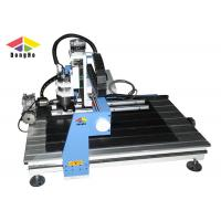 4 axis Rotary Axis Small CNC Milling Router Machine For Cylinder Carving Manufactures