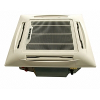Buy cheap 25kPa 4 Way Office Ceiling Mounted Chilled Water Cassette Unit from wholesalers