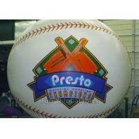 Quality Digital Printing Advertising Sports Balloons Inflatable Baseball For Special for sale