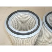 Dust removal Pleated filter cartridge for self cleaning filter DN324x 660mm height Manufactures