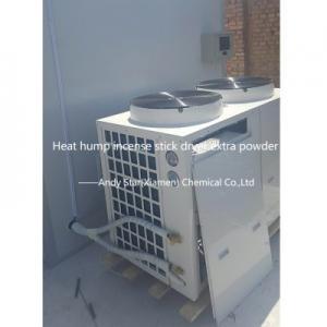 6P extra powder raw agarbatti dryer machine | heat pump mosquito coil fast dryer Manufactures