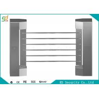 RFID Full Automatic Supermarket Swing Gate High Security Barrier Turnstiles Manufactures