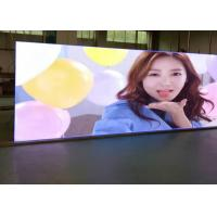 Buy cheap HD P3 Advertising Full Color LED Display Board State Video Screens Lower Power from wholesalers