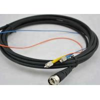 Fiber Optic Outdoor Cable Assemblies AARC 2 fiber plug type match with ODC Manufactures