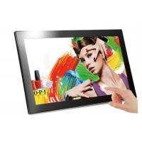 China TFT video Portable digital photo frame 1080p support USB HDD on sale